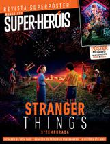 Revista Superpôster - Stranger Things - Europa