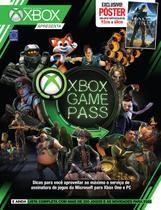 Revista Superpôster - Xbox Game Pass - Editora Europa
