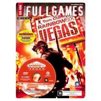 Revista Tom Clancys: Rainbow Six Vegas - Fullgames Nº 94 - Ubisoft