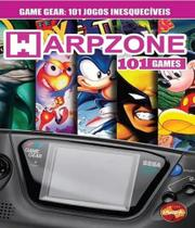 Revista Warpzone Game Gear - 101 Jogos Inesquecoveis - Vol 10 -