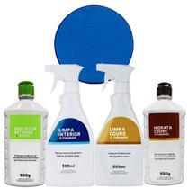 Revitalizador Hidratante Limpa Couro Apc Interiores Finisher -
