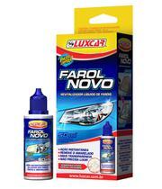 Revitalizador Líquido 50ml Farol Novo 4800 Luxcar -
