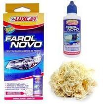 Revitalizador Líquido Farol Novo - 50ml - Luxcar