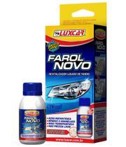 Revitalizador Líquido Farol Novo LuxCar 50 ml -