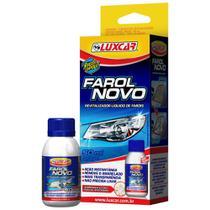 Revitalizador Líquido Farol Novo Luxcar 50ml -