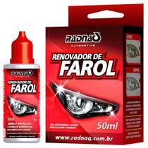 Revitalizador Líquido Limpa Farol 50ML - Radnaq -