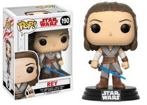 Rey - Pop! - Star Wars - 190 - Funko -