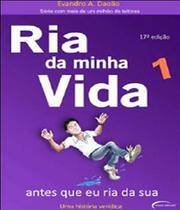 Ria da minha vida - vol 01 - 17 ed - Novo Seculo -