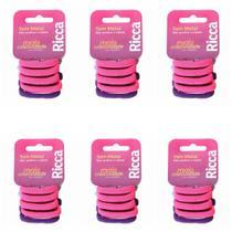 Ricca ElÁStico Colors S/ Metal 15mm C/10 (Kit C/06) -
