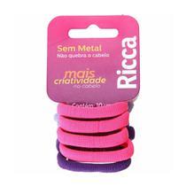 Ricca ElÁStico Colors S/ Metal 15mm C/10 -