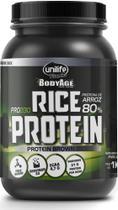 Rice Protein Proteína de Arroz Chocolate 1000g (1kg) Unilife -