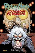 Rick And Morty - Dungeons & Dragons - Vol.02 - Panini Comics -