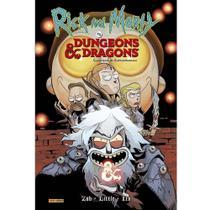 Rick and Morty: Dungeons & Dragons - Volume 02 - Panini