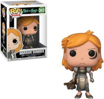 Rick And Morty - Warrior Summer 341 Funko Pop -