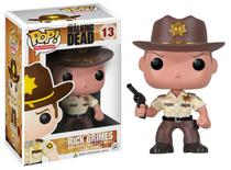 Rick Grimes 13 - The Walking Dead - Funko Pop