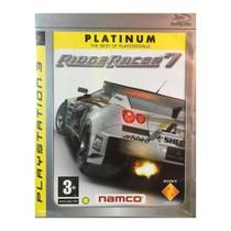 Ridge Racer 7 - Platinum Hits - PS 3 - Namco