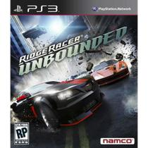 Ridge Racer: Unbounded PS3 - Namco