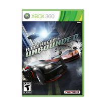Ridge Racer Unbounded - Xbox 360 - Jogo