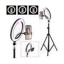 ring light anel led 10 polegadas -