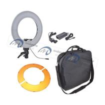 Ring Light Circular LED 48 RL-12 Foto 5500k - Greika