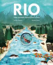 Rio - uma jornada epica para o mar - Publifolhinha -