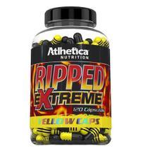 Ripped Extreme - Yellow Caps 120 Cápsulas - Atlhetica - Atlhetica nutrition