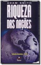 Riqueza das nações - edição revista 2007 - Hemus
