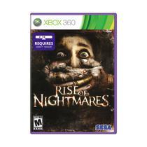 Rise of Nightmares - Xbox 360 - Jogo