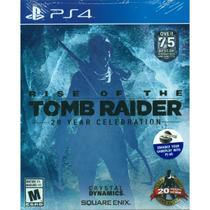 Rise Of The Tomb Raider: 20 Year Celebration - Ps4 - Sony