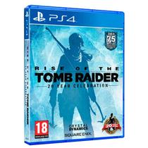 Rise OF THE TOMB Raider -PS4 - Square enix