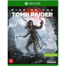 Rise Of The Tomb Raider - Xbox One - Square-enix