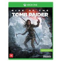 Rise of the Tomb Raider - XBOX One - Ubisoft