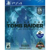 Rise Of Tomb Raider: 20 Years Celebration - Ps4 - Sony