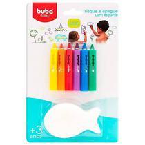 Risque E Apague Para Azulejos Brinquedo De Banho - Buba -