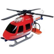 Road Rippers - Rush e Rescue Helicóptero - DTC -