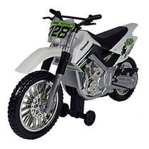 Road Rippers - Wheelie Bike Moto Kawasaki KLX 140 Branca - DTC -