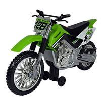 Road Rippers - Wheelie Bike Moto Kawasaki KLX 140 Verde - DTC -