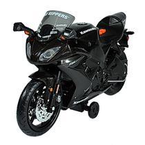Road Rippers - Wheelie Bike Moto Kawasaki Ninja ZX-10R Preta - DTC -