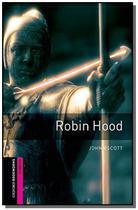 Robin hood - starter - colecao oxford bookworms li - Juspodivm -