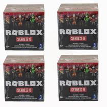 Roblox - Pack 04 Mini Figuras Surpresas  Serie 8 - Sunny -