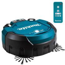 Robô Aspirador à Bateria 18V com Controle Remoto DRC200Z s/ Bateria e Carregador MAKITA -