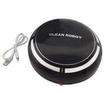 Robô Aspirador De Pó Smart Com Carregamento USB - Clean