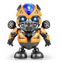 Robô Bumblebee Transformers Robô Dance Hero - toys