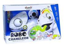 Robô Camaleão Silverlit C/ controle remoto e Luzes Colorida - DTC -