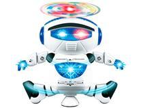 Robô com Movimento - Robô Alive Dançarino Emite Som e Luz Zoop Toys
