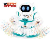 Robo Dançarino Max Dance Com Luz E Som De Brinquedo Infantil - Polibrinq