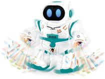 Robô de Brinquedo com Movimento Tec Toys Max Dance - Emite Som Polibrinq
