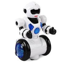 Robo de brinquedo (dancing robot) - 1038 - Polibrinq