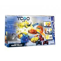 Robô Kombat Boom Balão DTC - Dtc (Brinquedos)