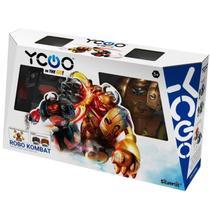 Robô Kombat Vikings Controle Remoto 5221 - DTC -